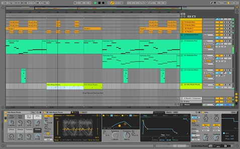 ABLETON Live V10 Suite Software - Lite UPGRADE