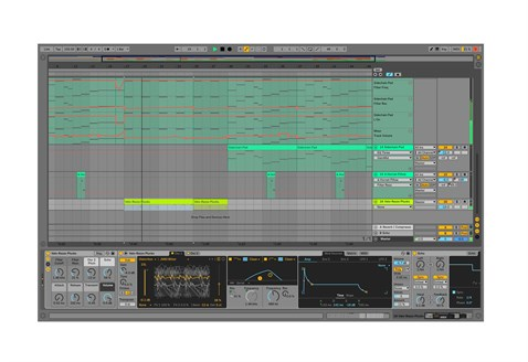 ABLETON Live V10 Suite Software - V10 Standart UPGRADE