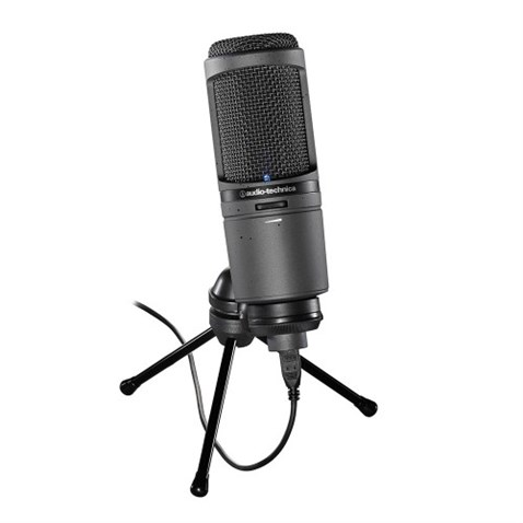 Audio Technica AT2020USBi Professional microphone for ipad, iphone or computer