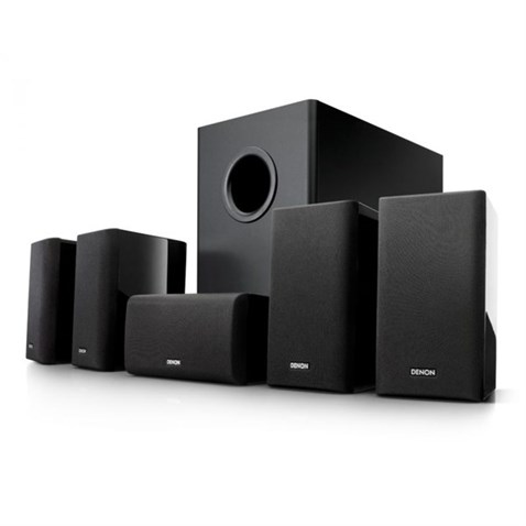 Denon SYS-5.1 Home Theater Pack