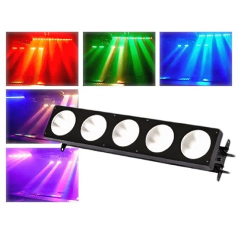 Eclips Matrix Beam Bar 10 RGB Ledli 5x10W Beam Efekti