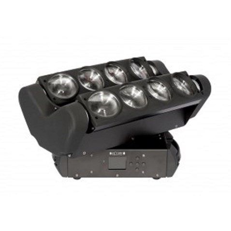 Eclips Mini Falcon Cree Ledli 8x12W RGBW 4in 1 Beam Efekt Işık