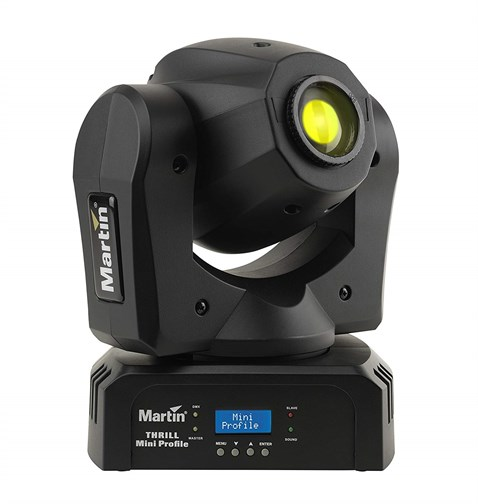 Martin Thrill Mini Profile 18W Led Moving Head Spot