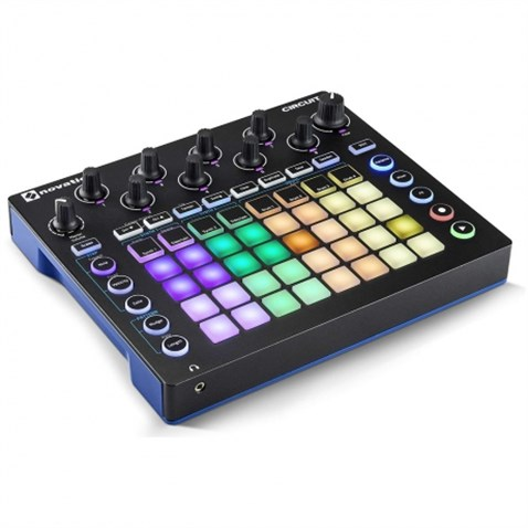 Novation Circuit Groovebox Synthesizer Workstation