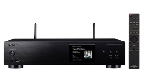 Pioneer N-30 AE HI-FI Network Audio Player