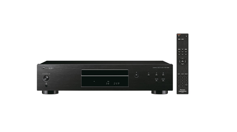 Pioneer PD-10 AE CD/SACD Player