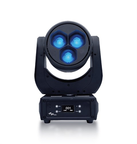 Ssp Audio SS636XCE 3x40W 4in1 Led Moving Head Zoom Wash
