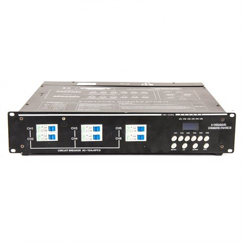 Sti DP 06 Digital Dimmer 6x20A